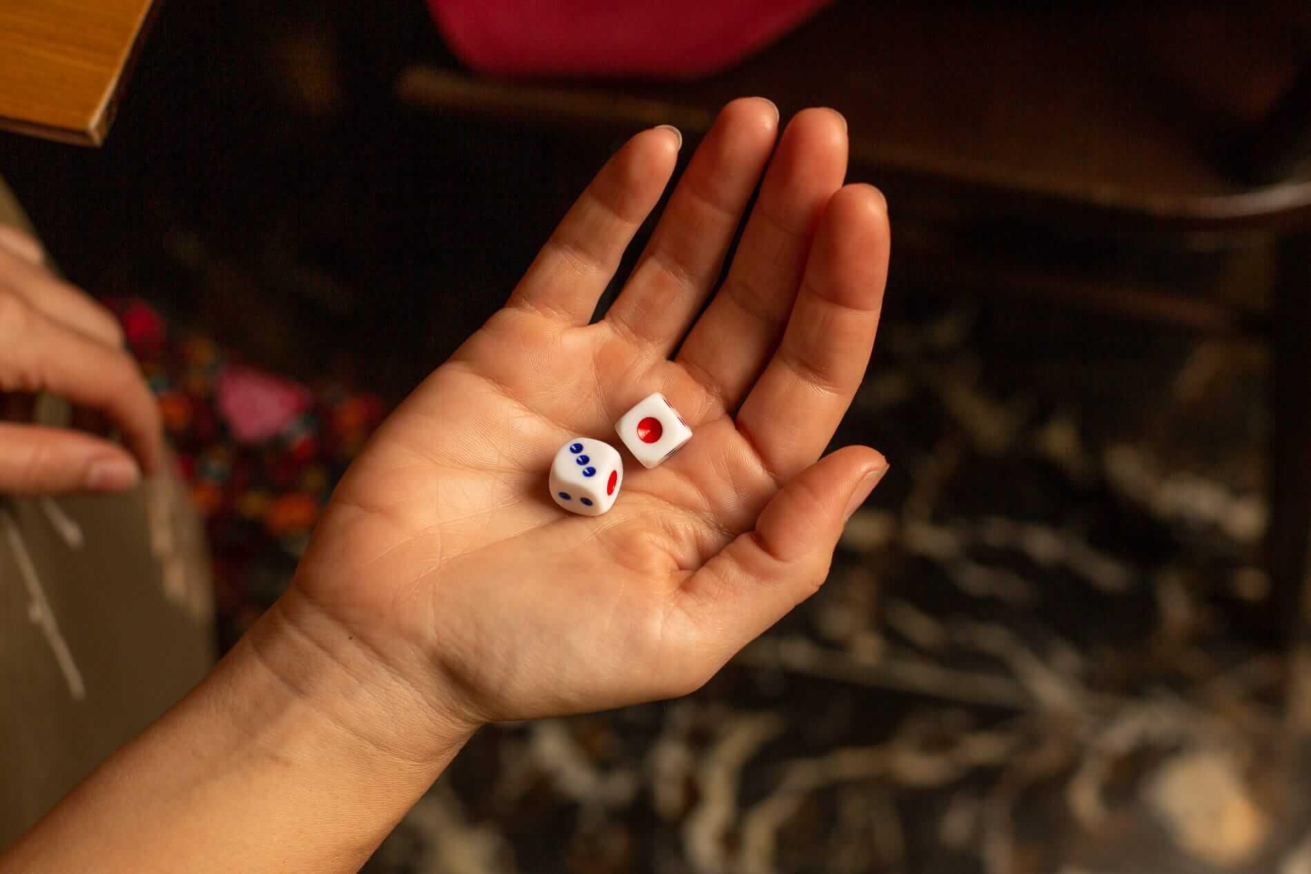 Japanese dice game