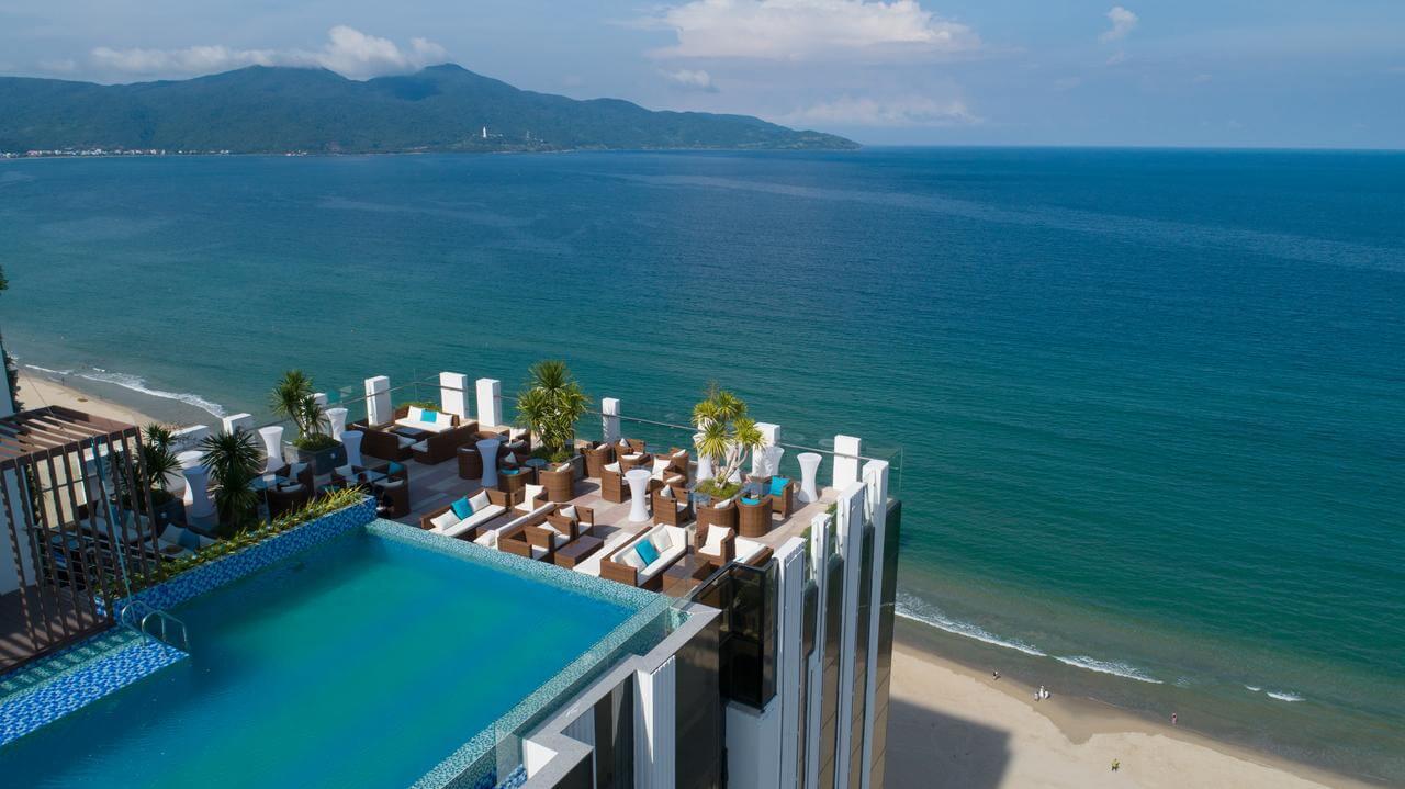 Beachside view - Where to stay in Da Nang