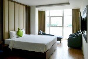 room at Pariat Hotel