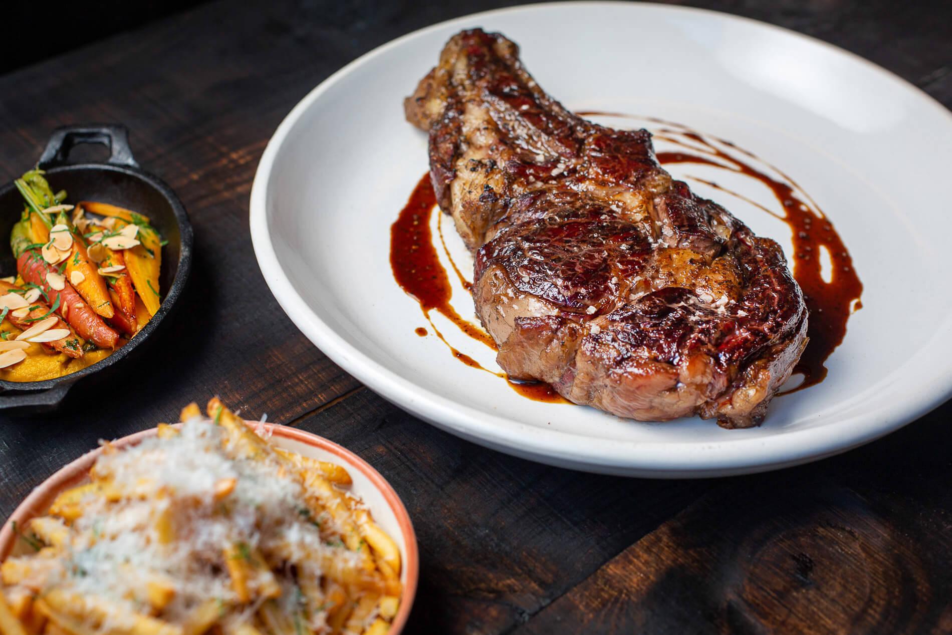 Steak in Hoi An