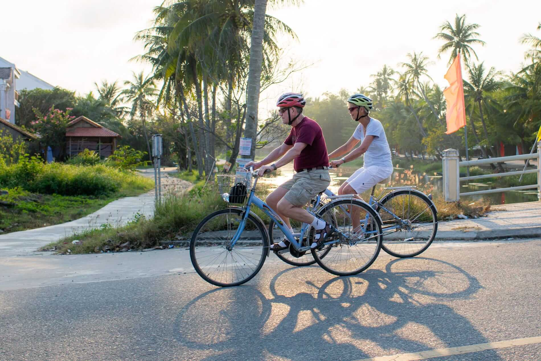 bicycle tour in Hoi An