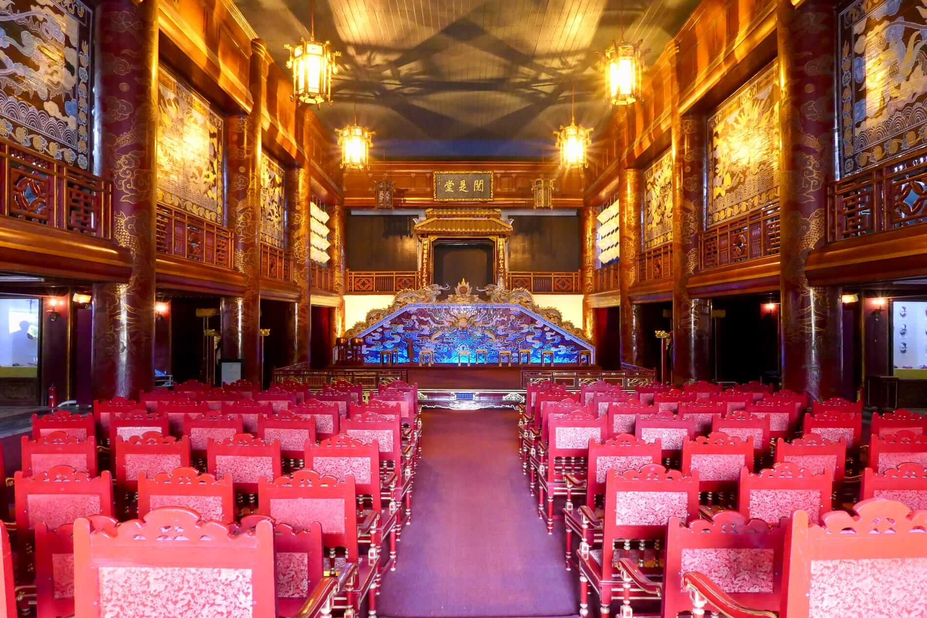 Duyet Thi Duong Royal Theatre