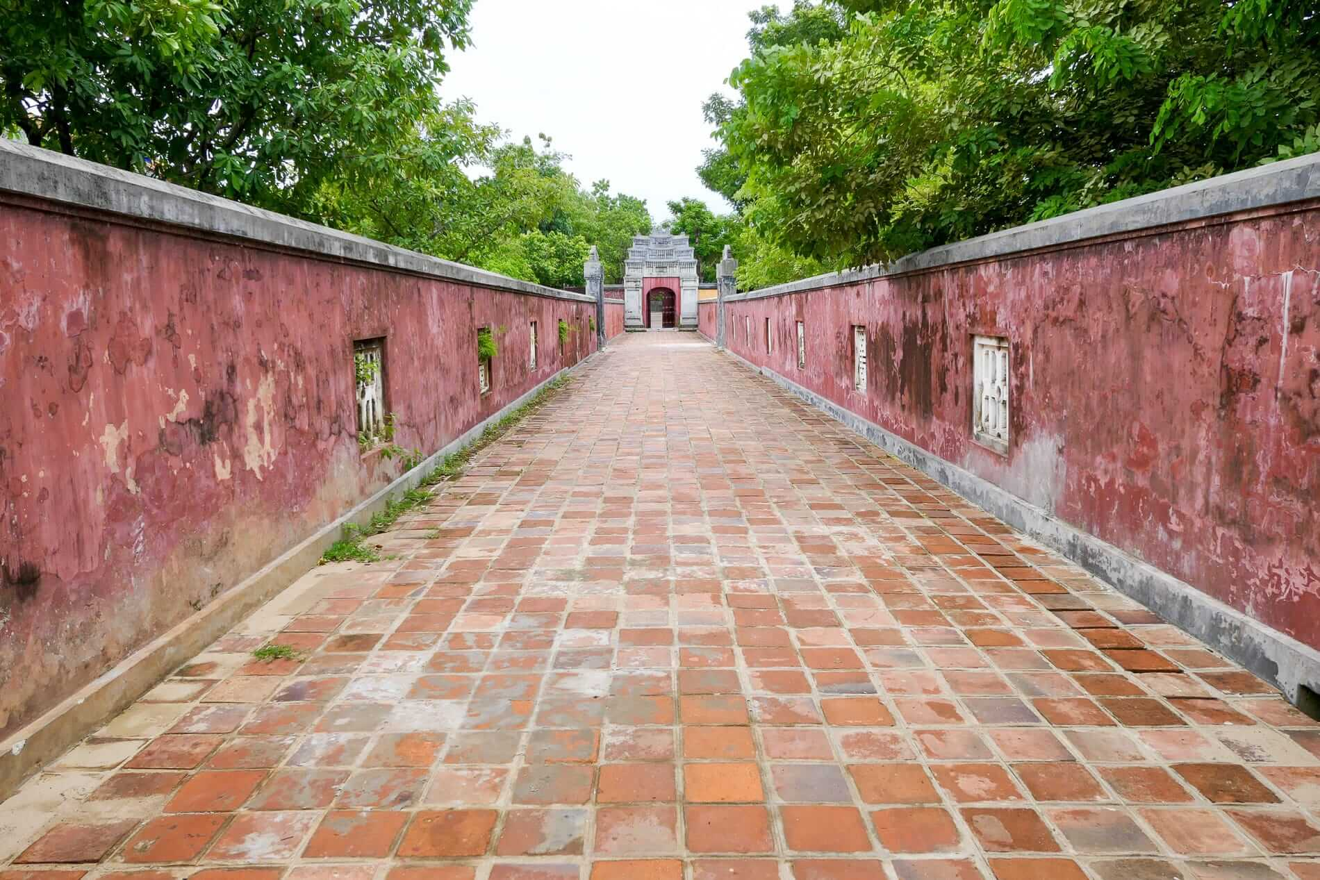 Nguyen Dynasty architecture in Hue
