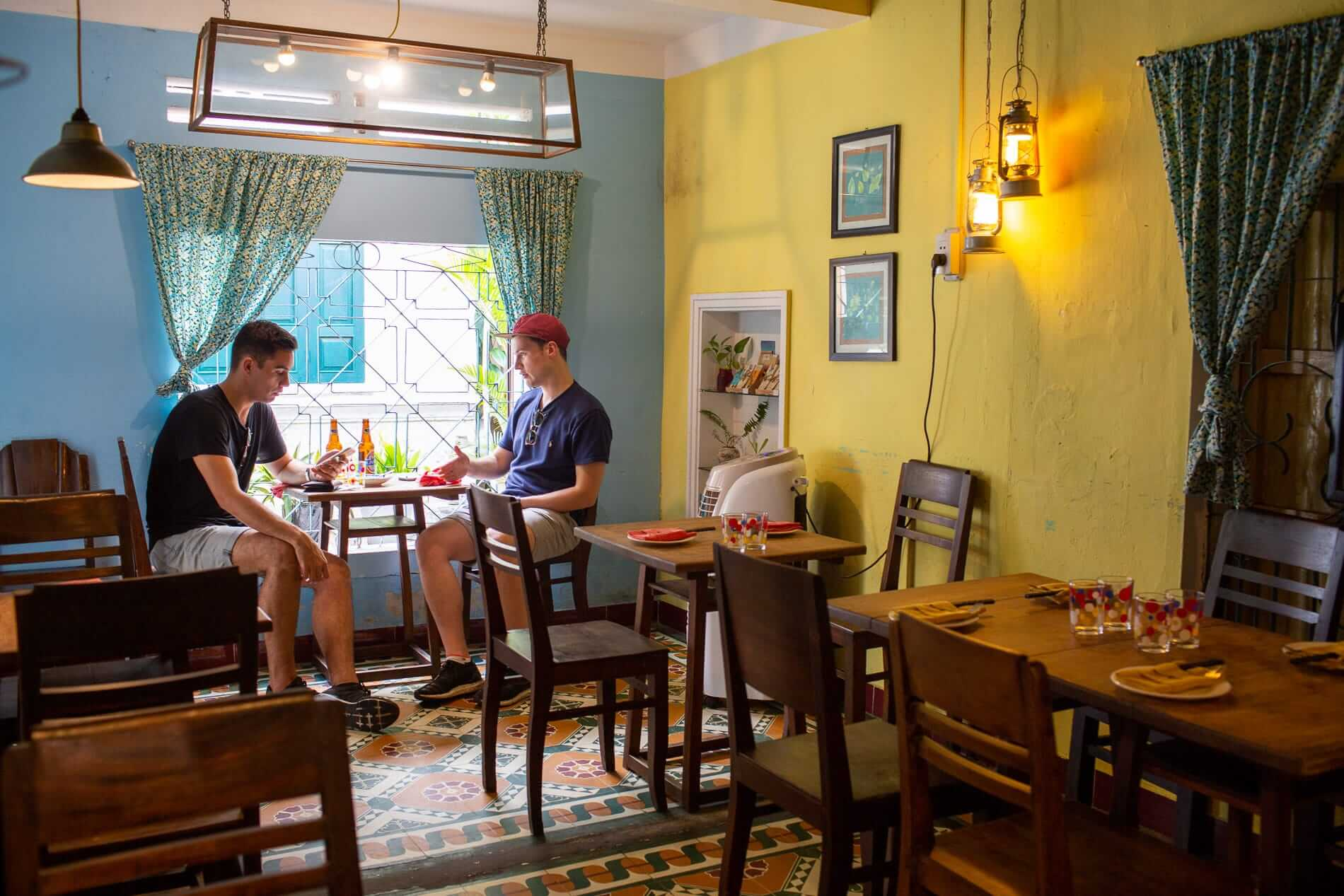 Nu Eatery in Hoi An