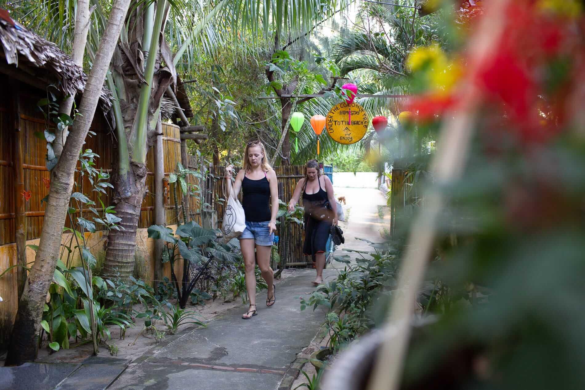 Under The Coconut Tree Hostel