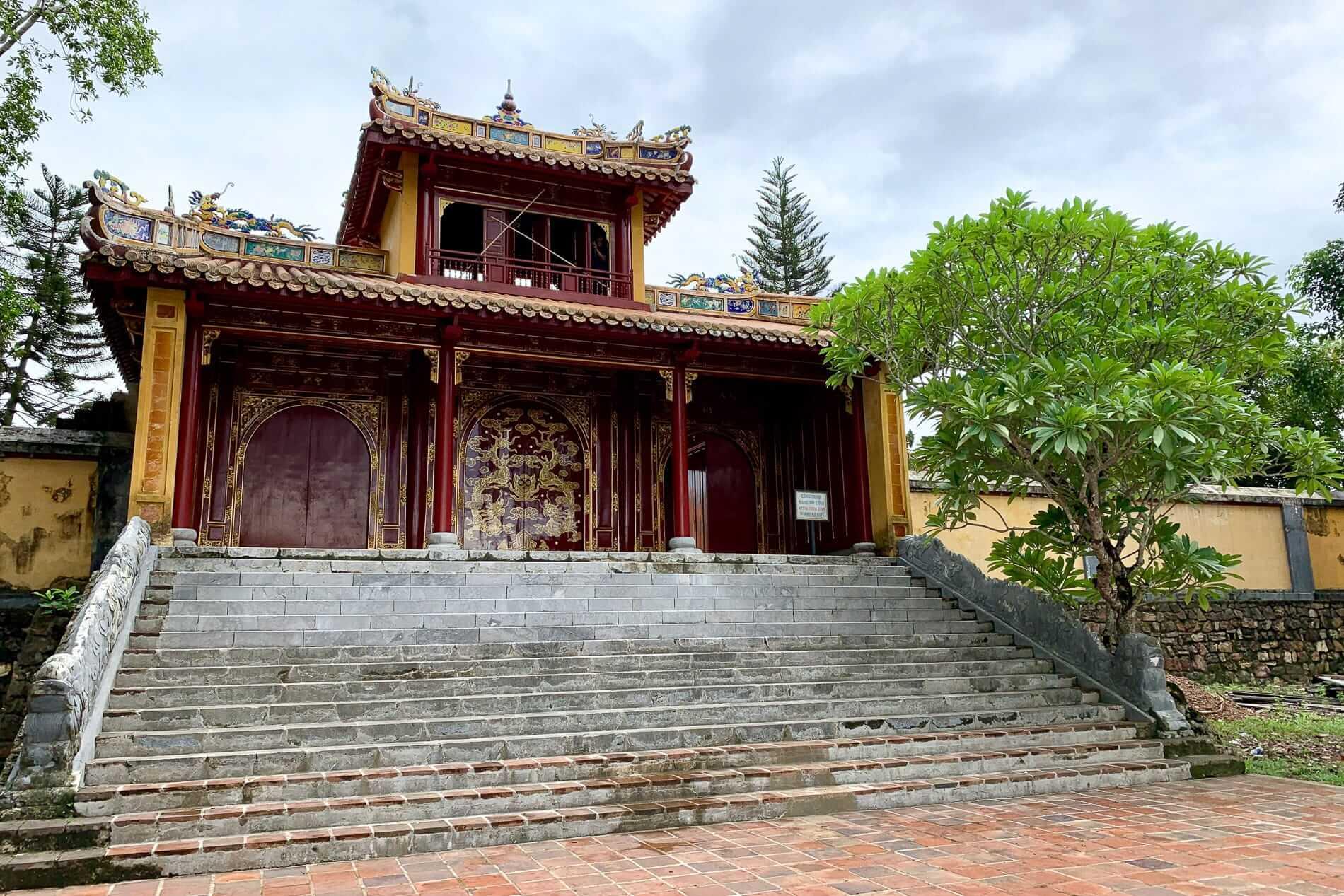 Hue's ancient sites renovation