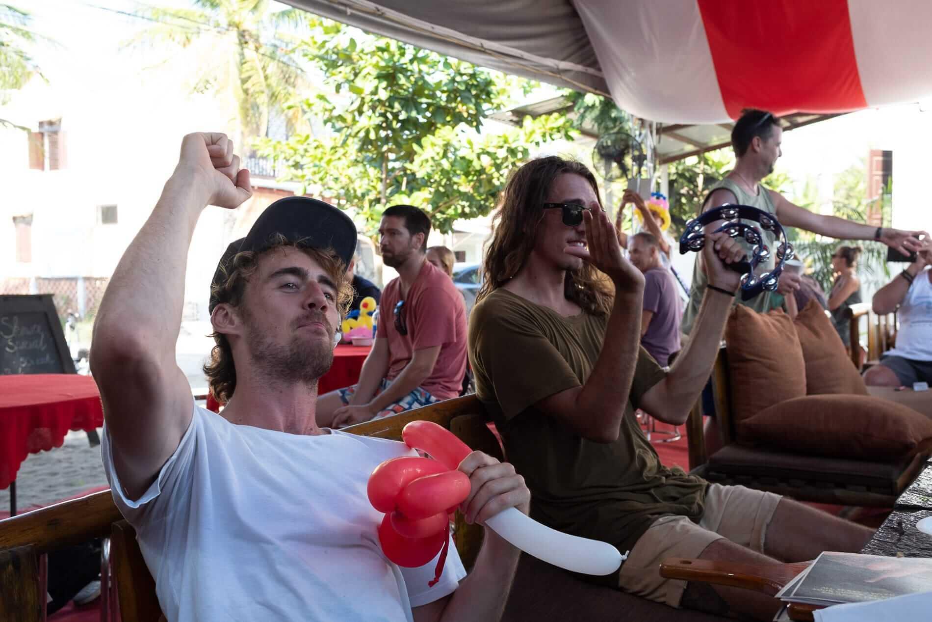 Celebration in Hoi An