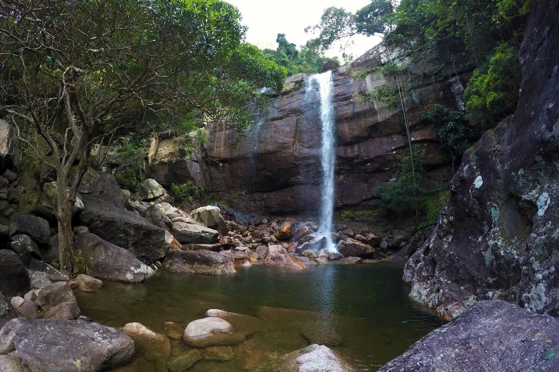 Danangwaterfalls