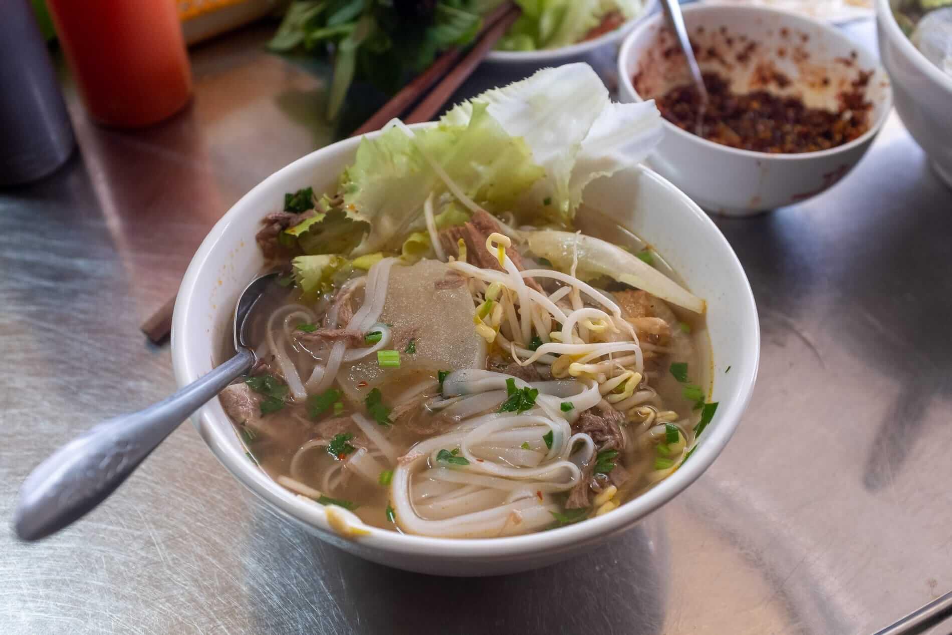 vegetarian breakfast soup