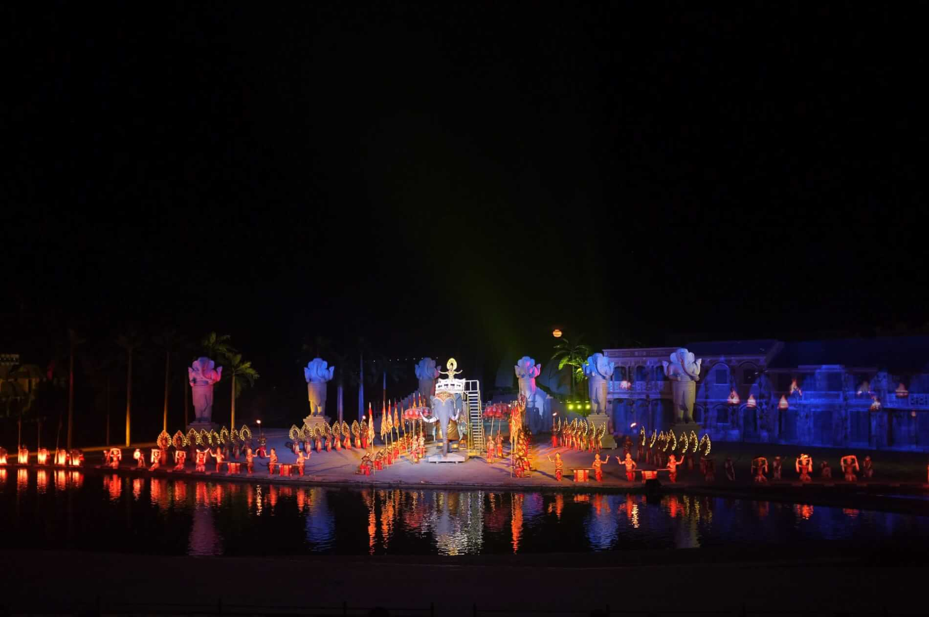 Hoi An Memories Show Stage