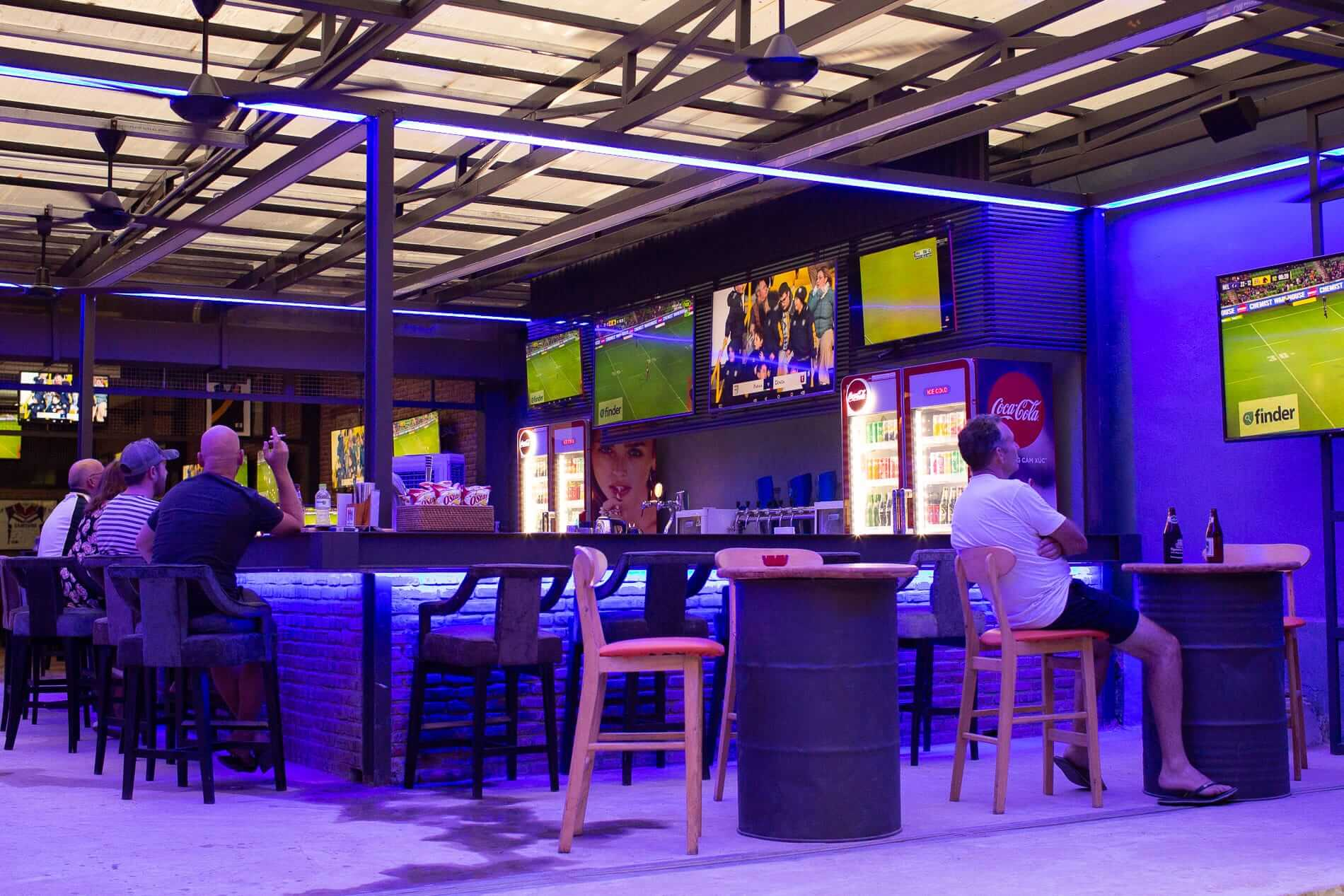 Where to watch sport in Hoi An