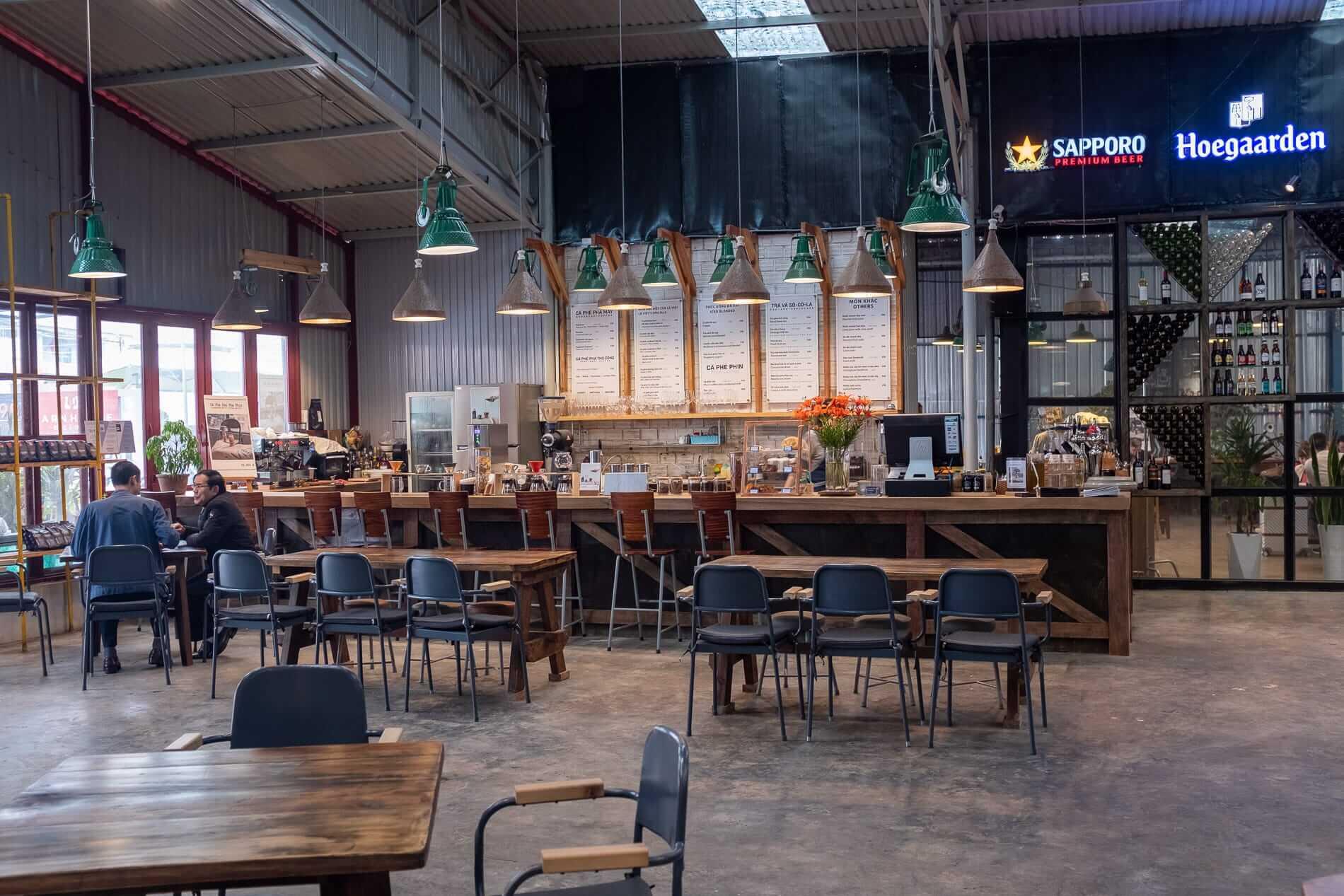 La Viet Coffee Shop