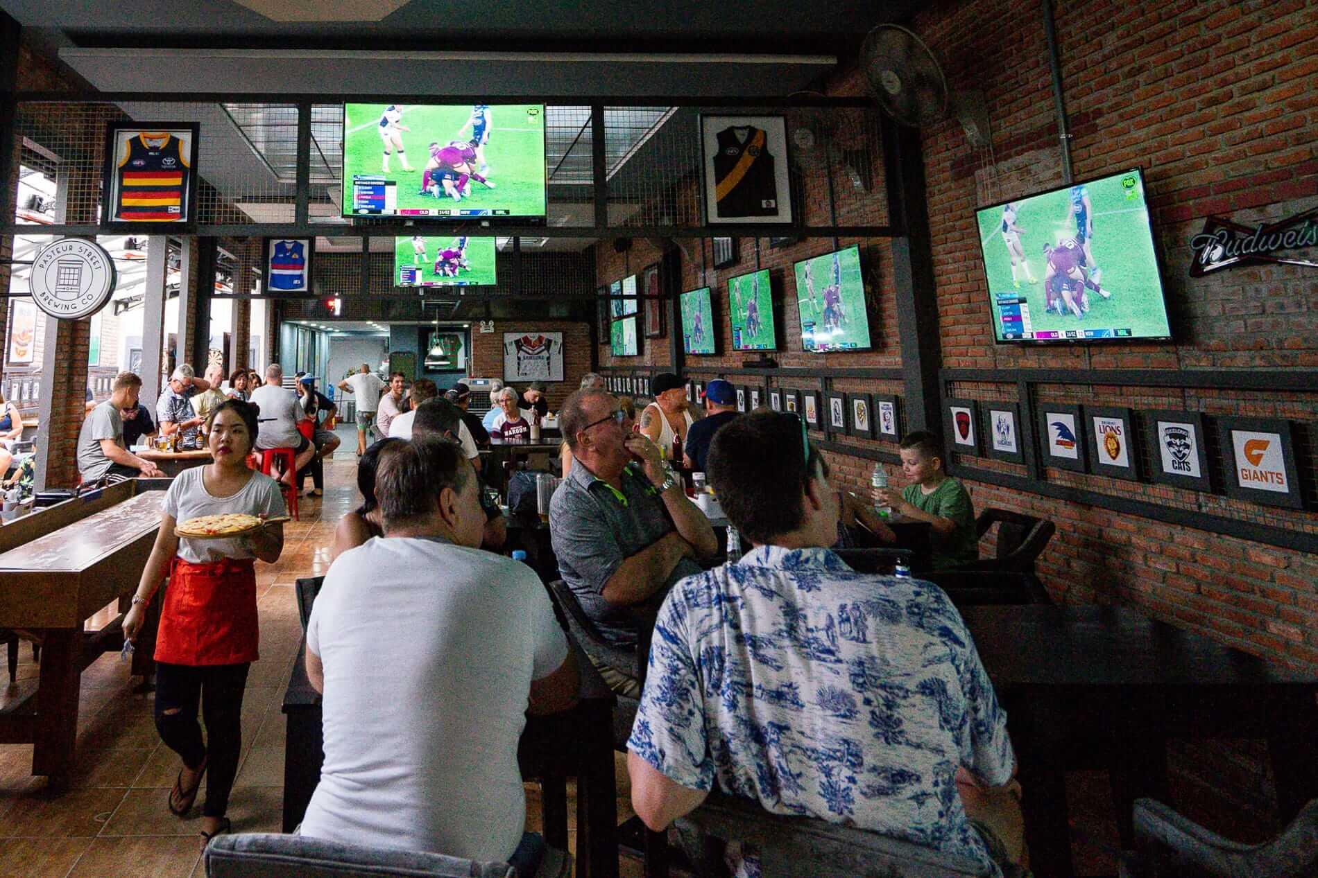 Hoi An's best sports bar