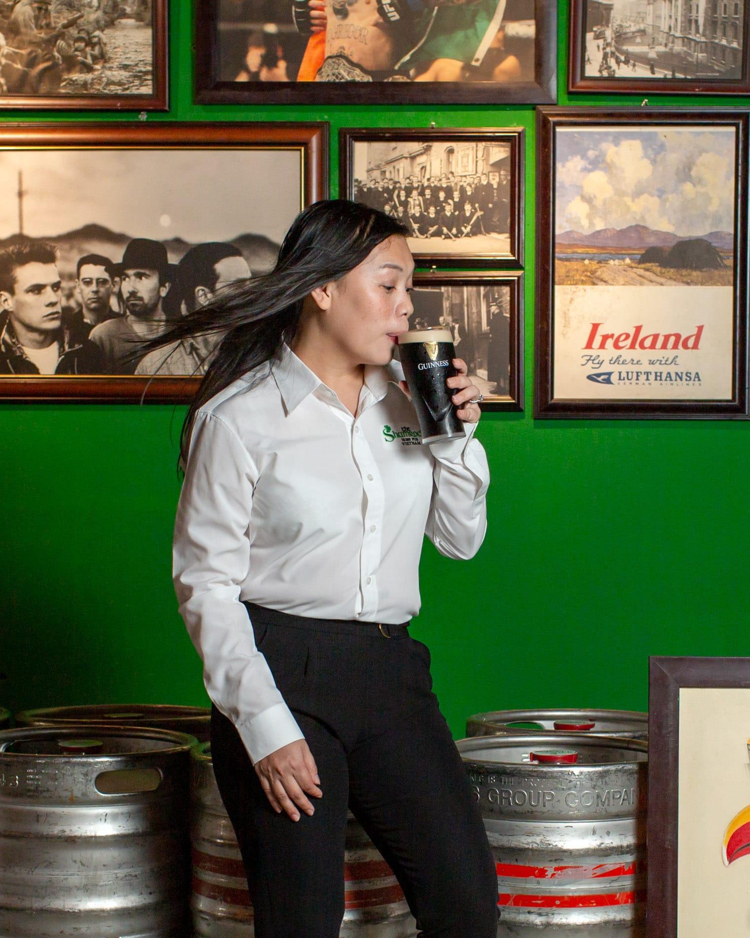 Guinness in Vietnam 1