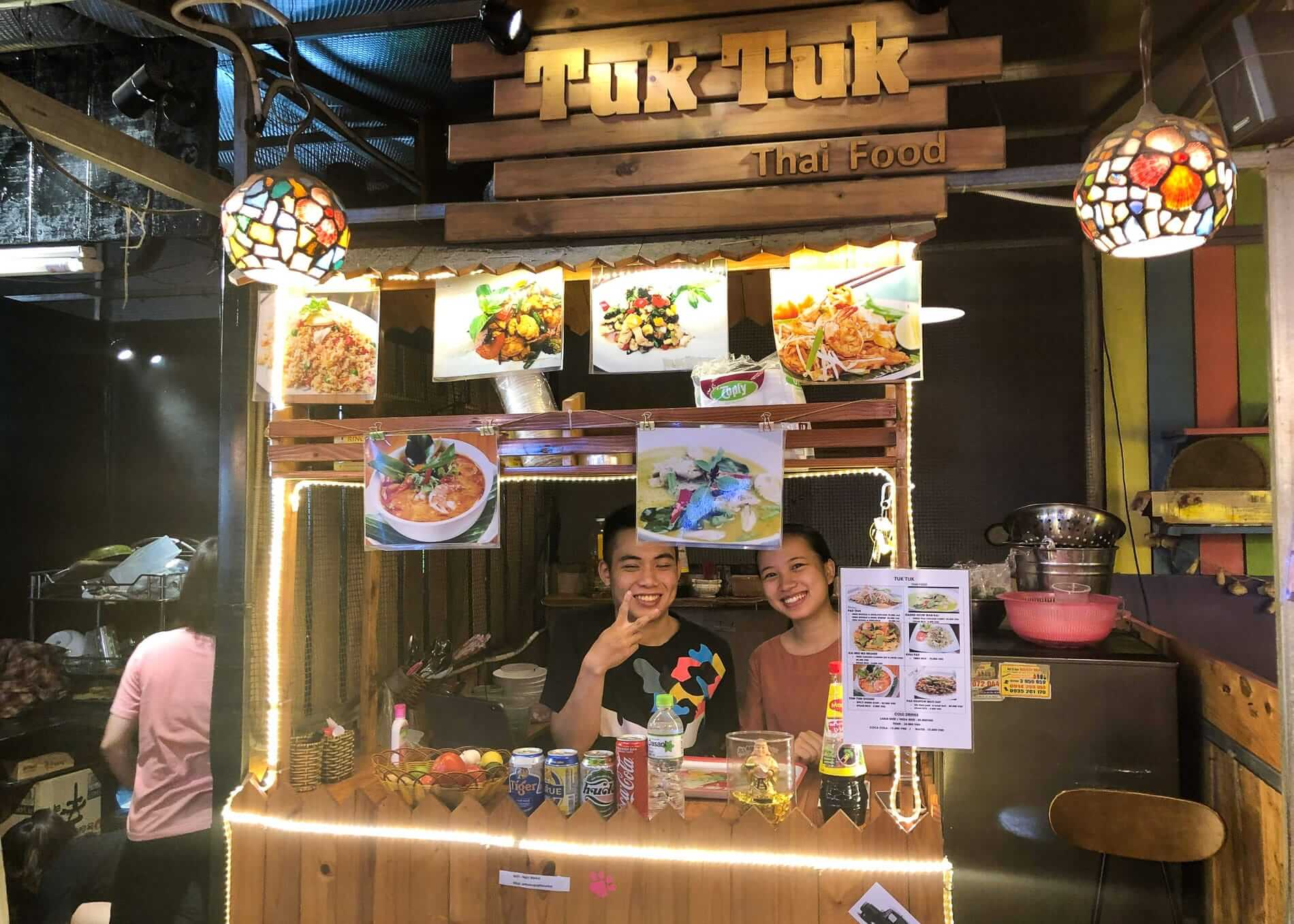 Tuk Tuk Thai Food