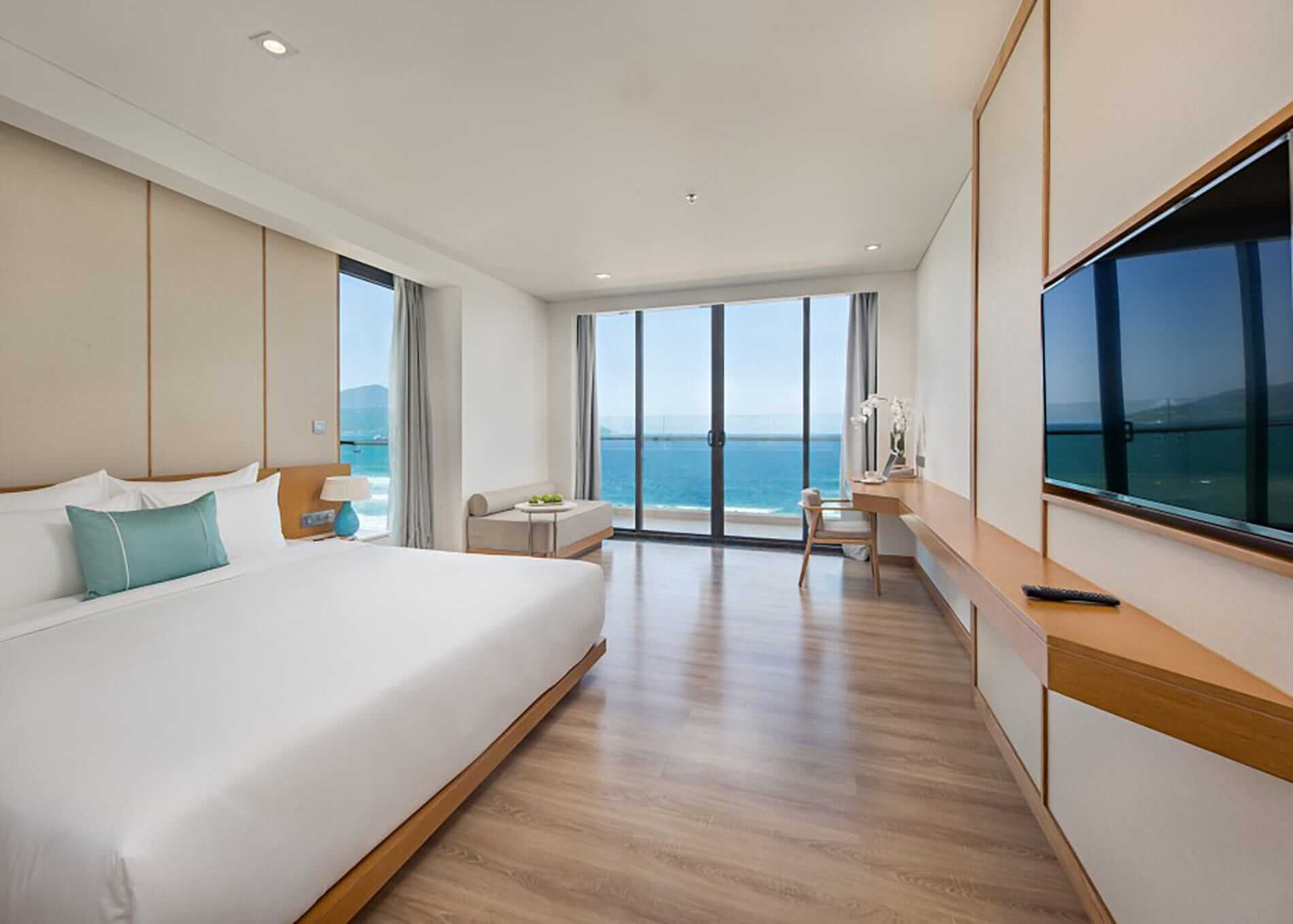 TMS Hotel grand sea view suit