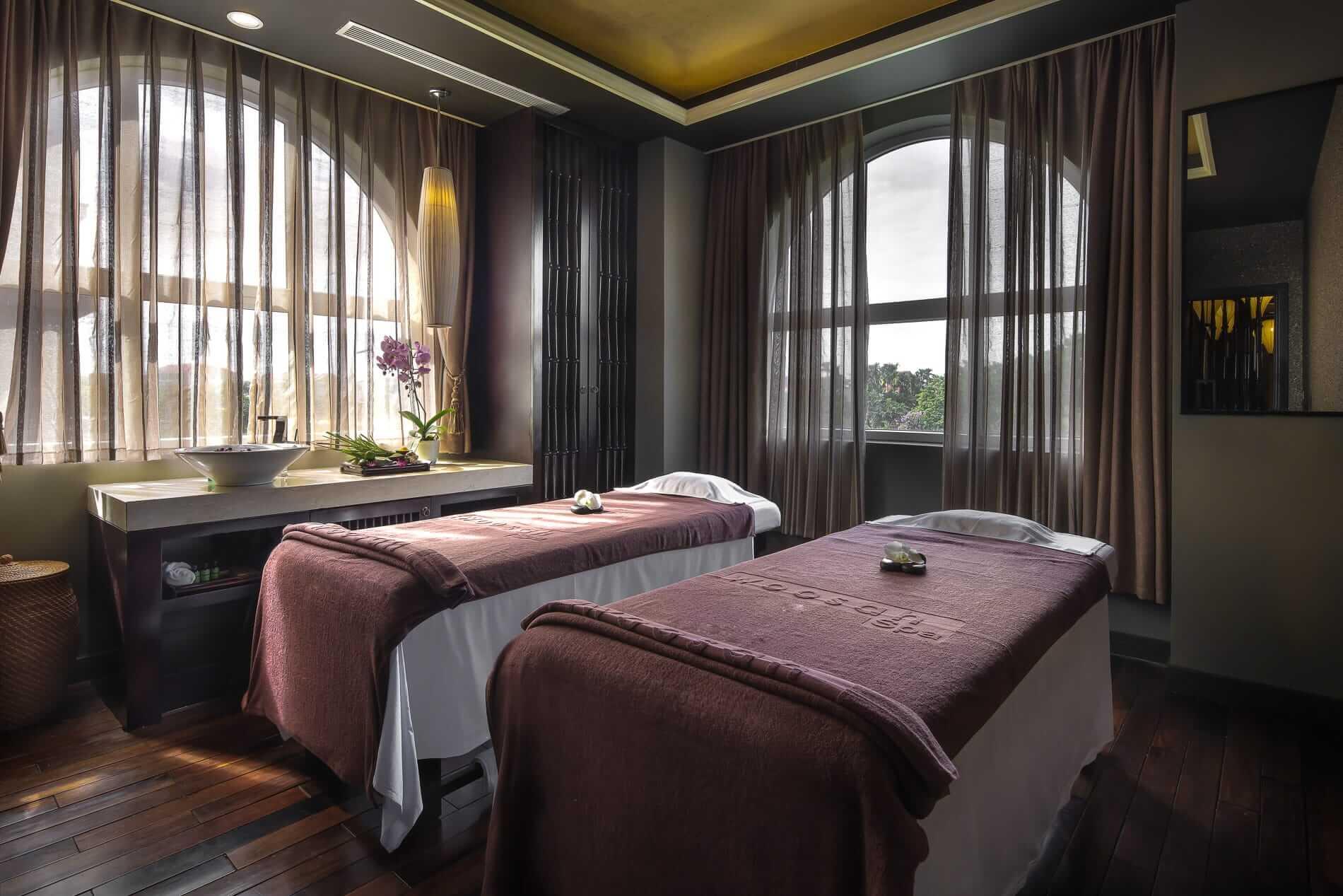 Woosah Spa at the Hotel Royal Hoi An