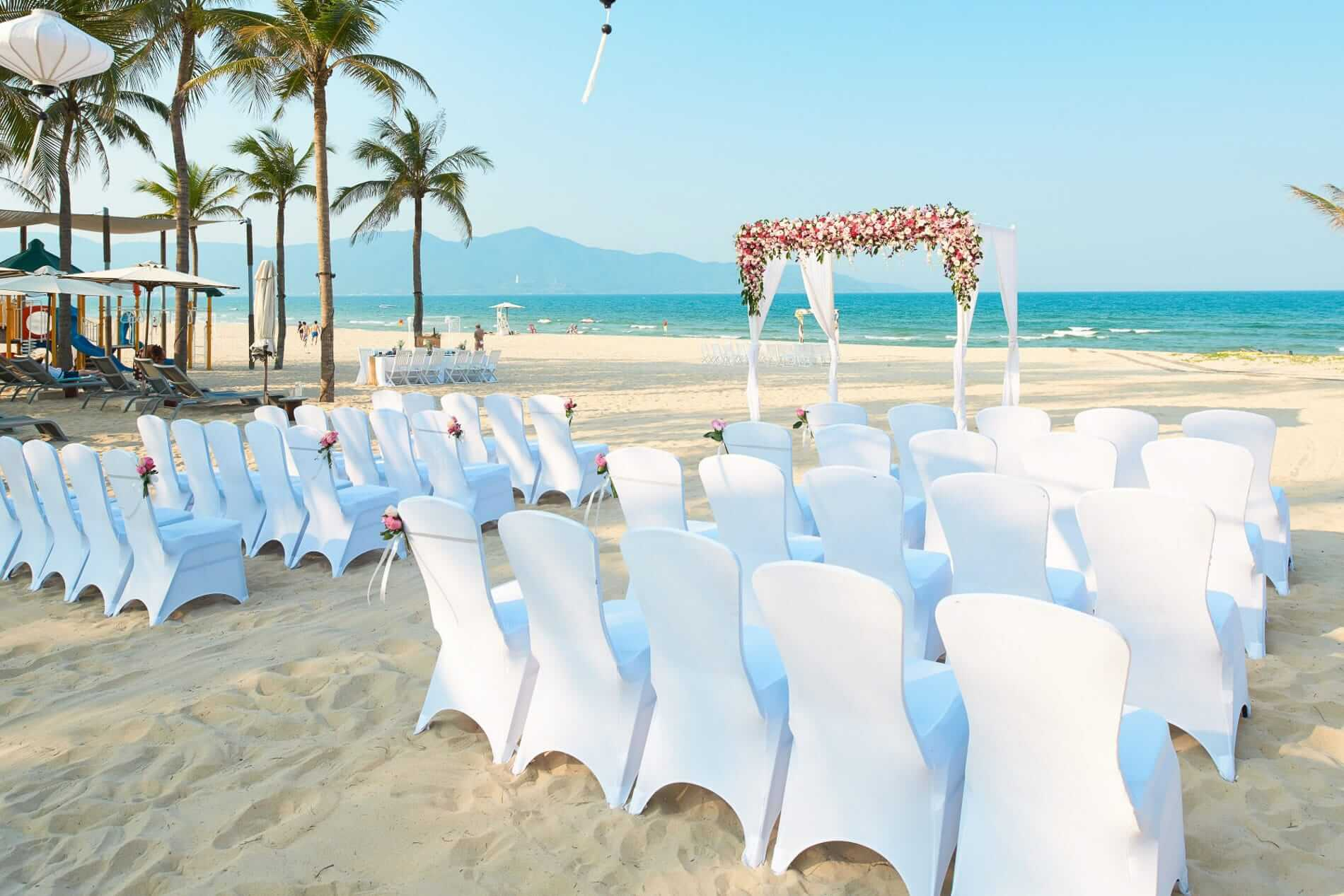 Wedding at Pullman Resort in Da Nang