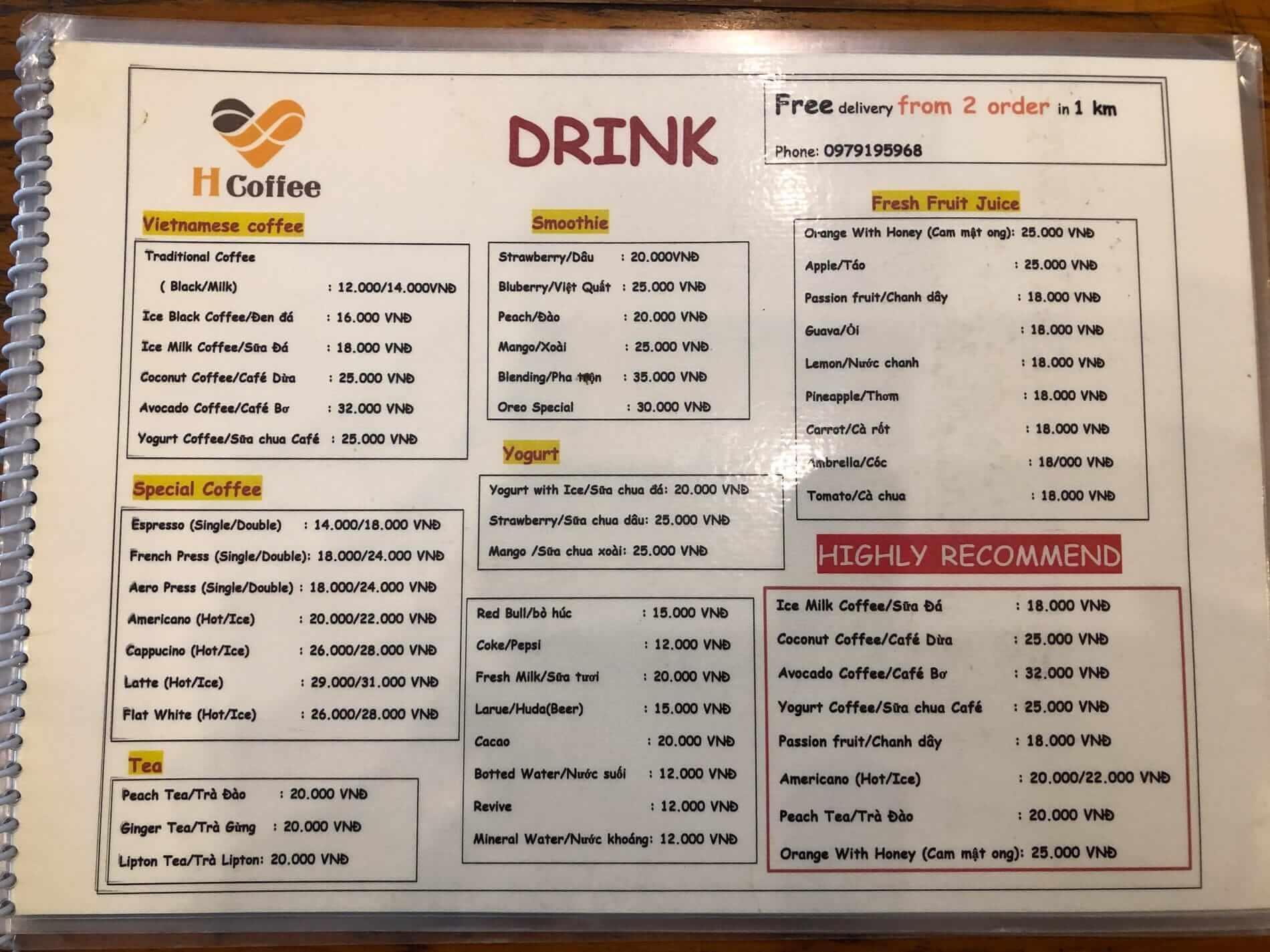 Da Nang S Ten Best Cafes And Coffee Shops 2020 Hidden Hoian