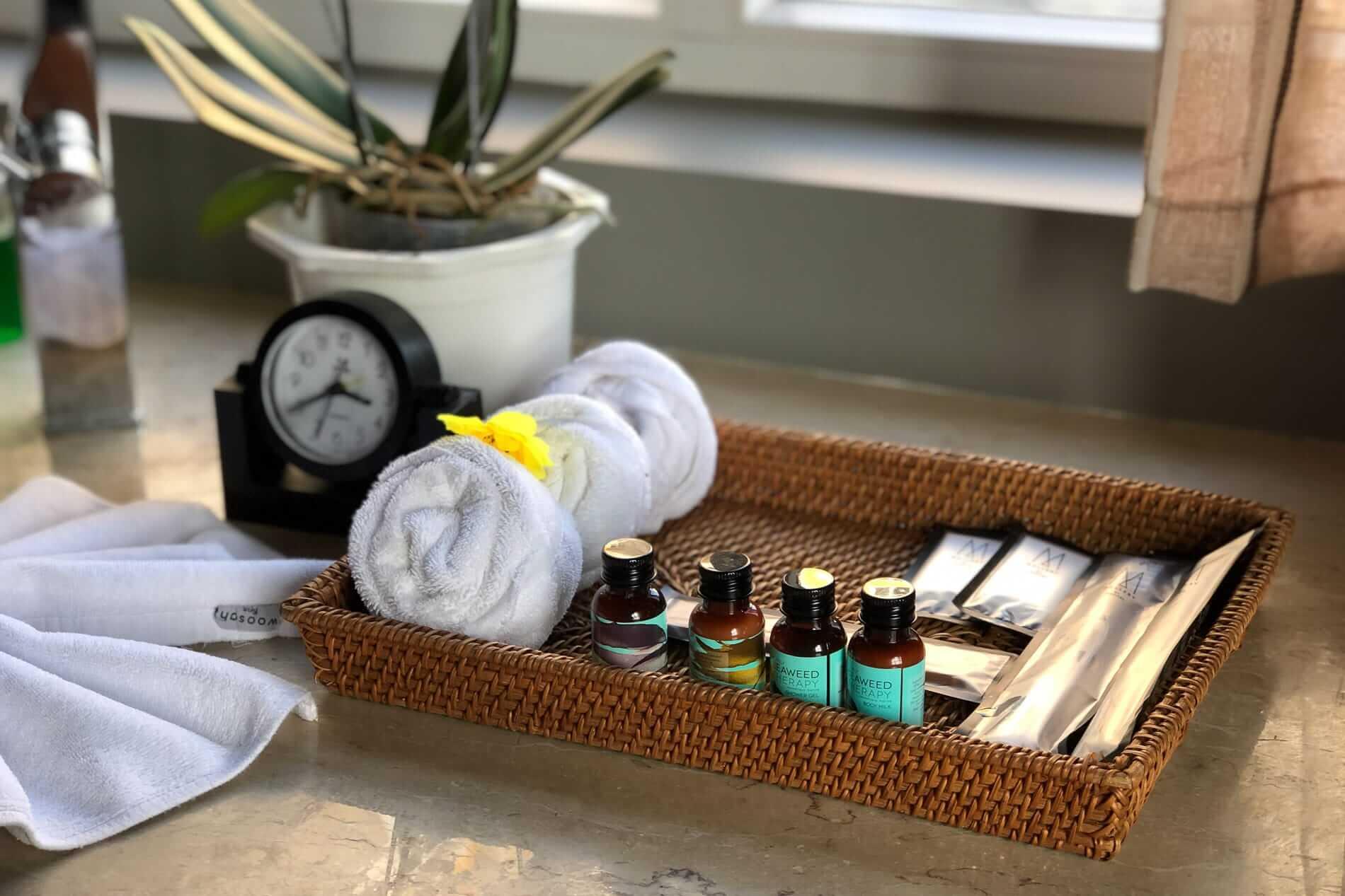 Essential oils used