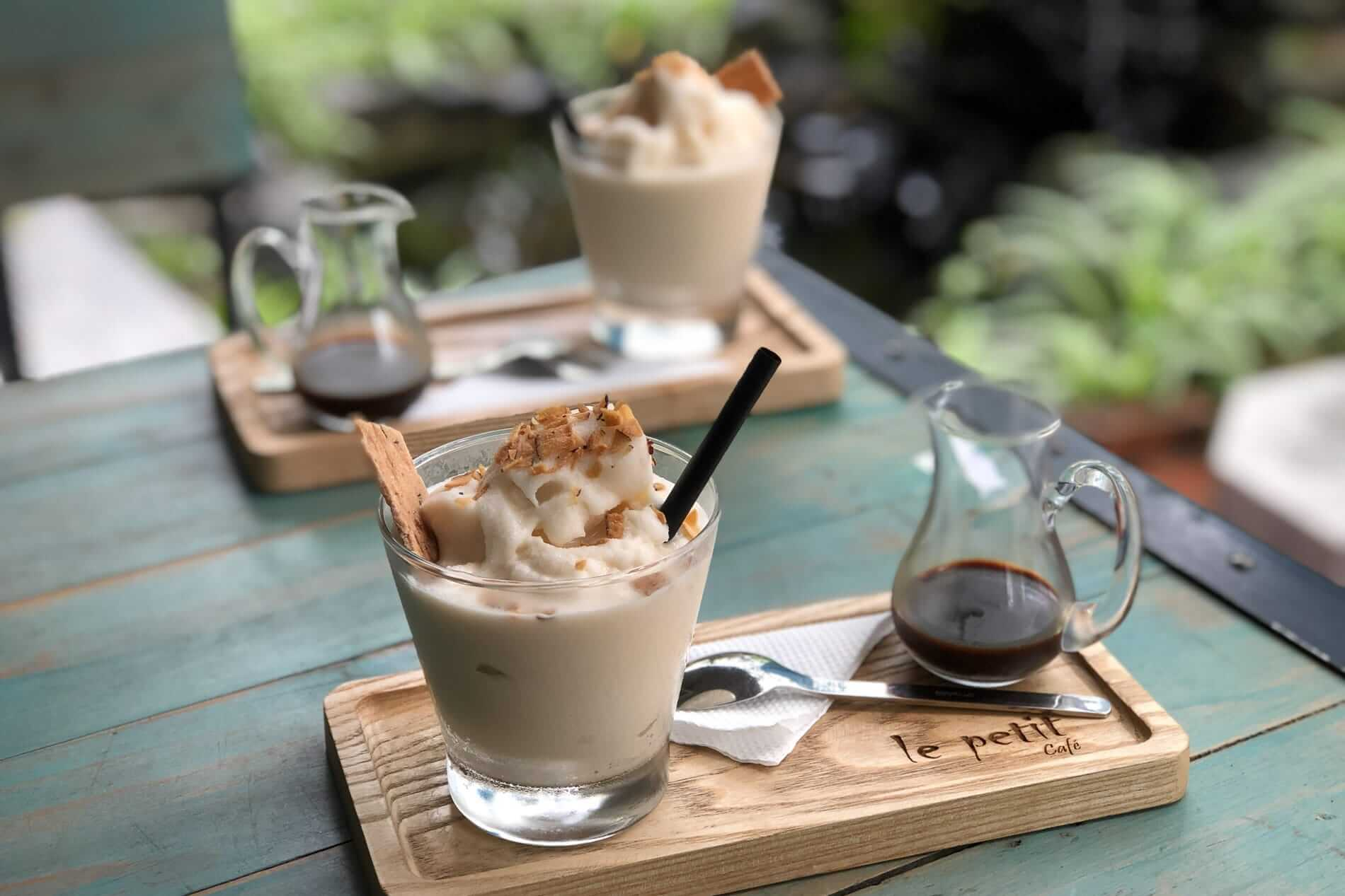 Coconut coffee - Cafe in Da Nang