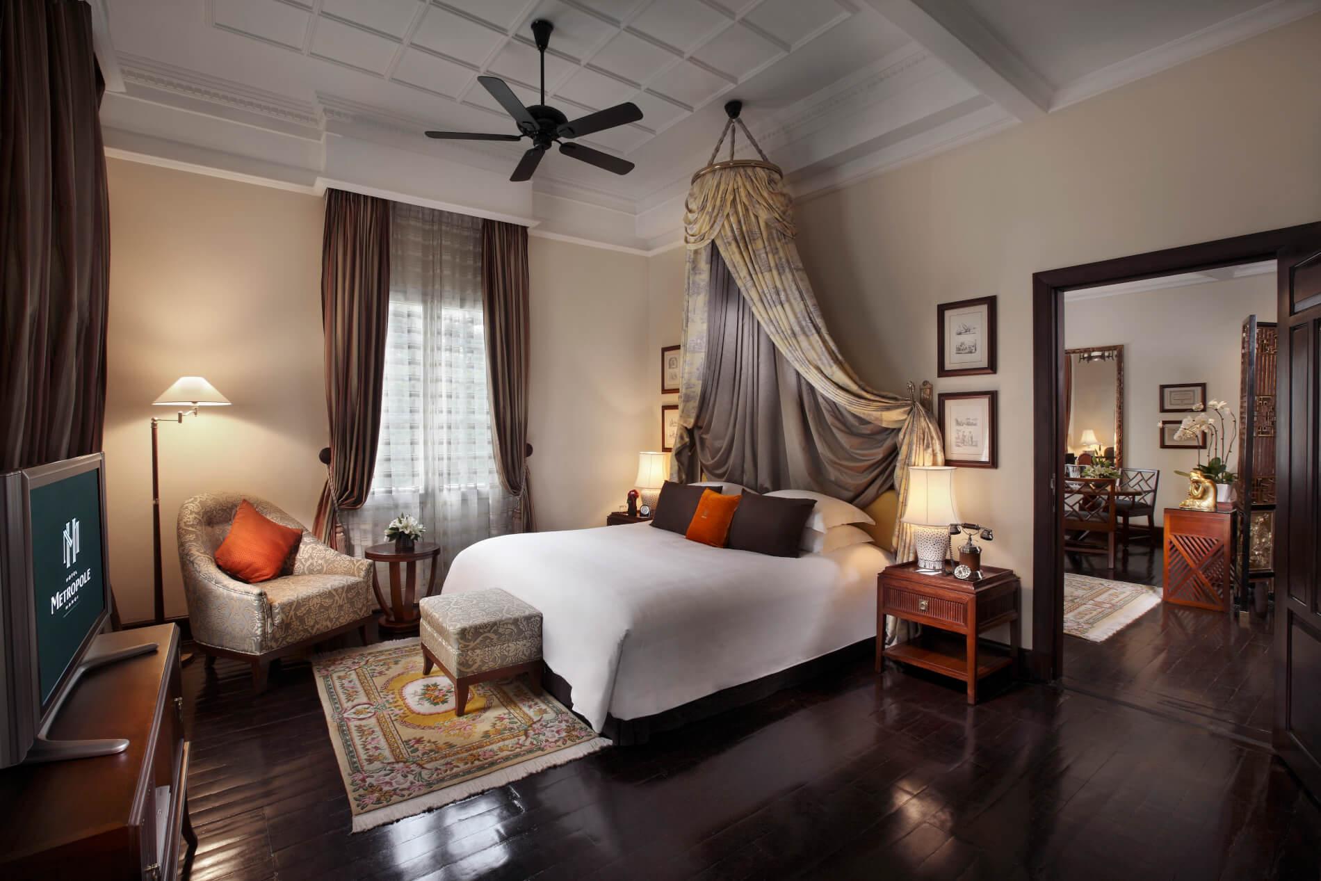 greene suite of Sofitel Legend Metropole Hanoi