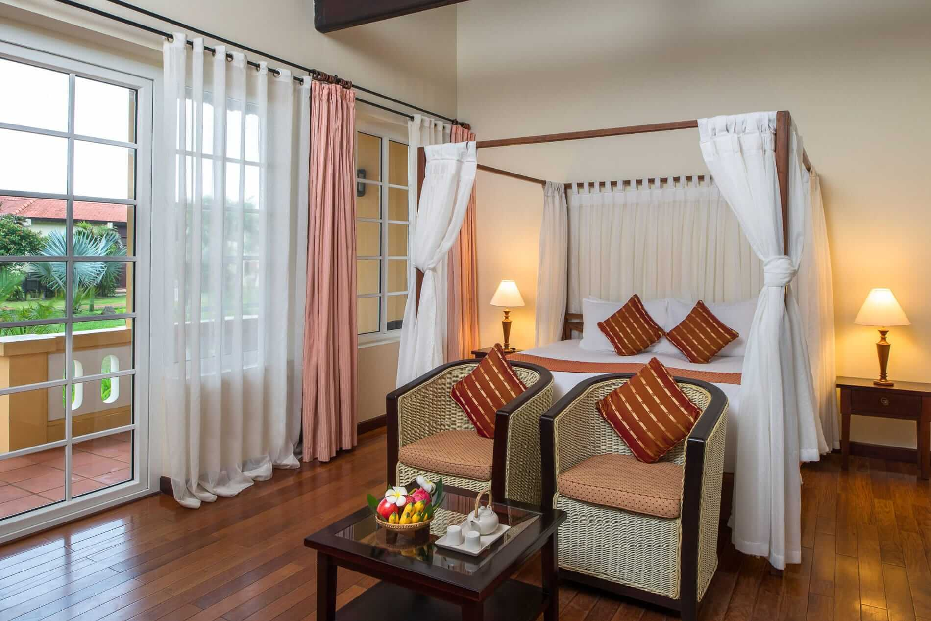Junior Suite at Victoria Resort Hoi An