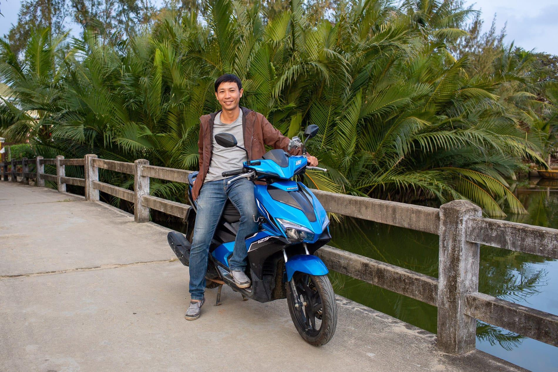 Hoi An bike Rental company