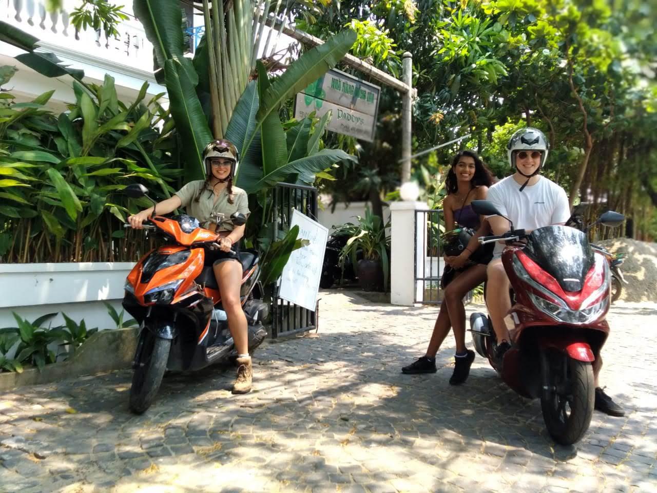 Hoi An Motorbike Hire