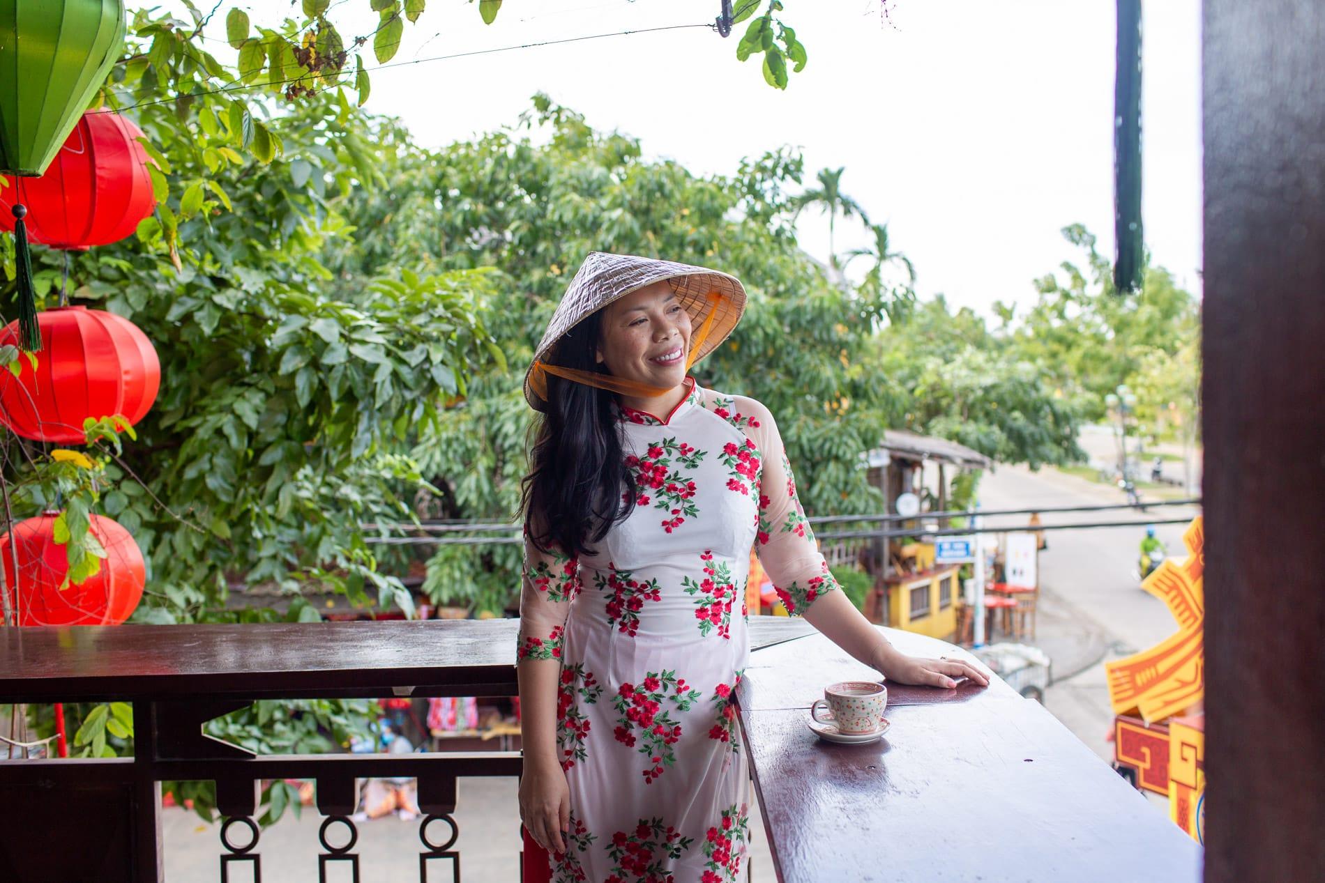 Madam Kieu Hoi An