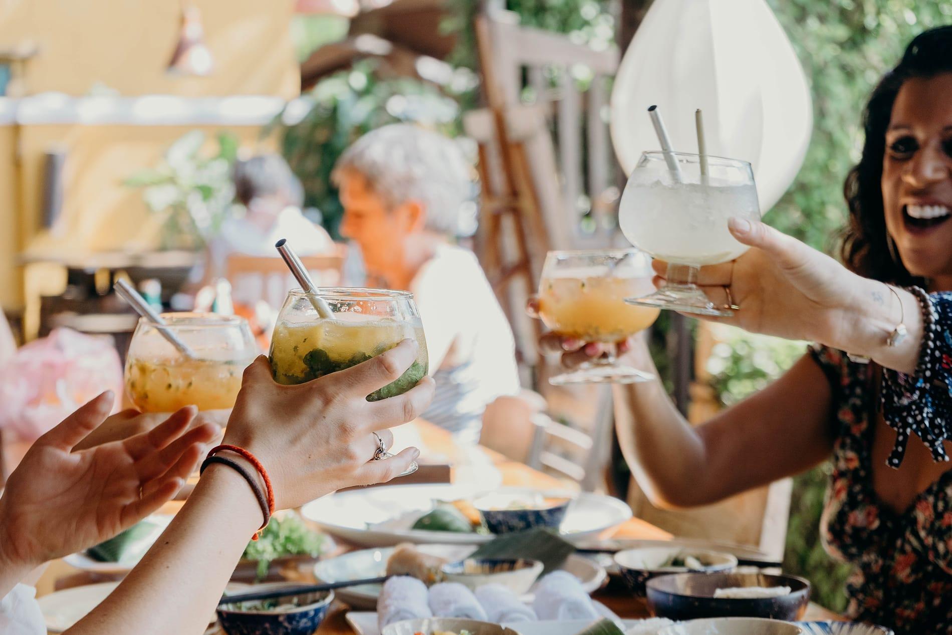 Hoi An cocktails