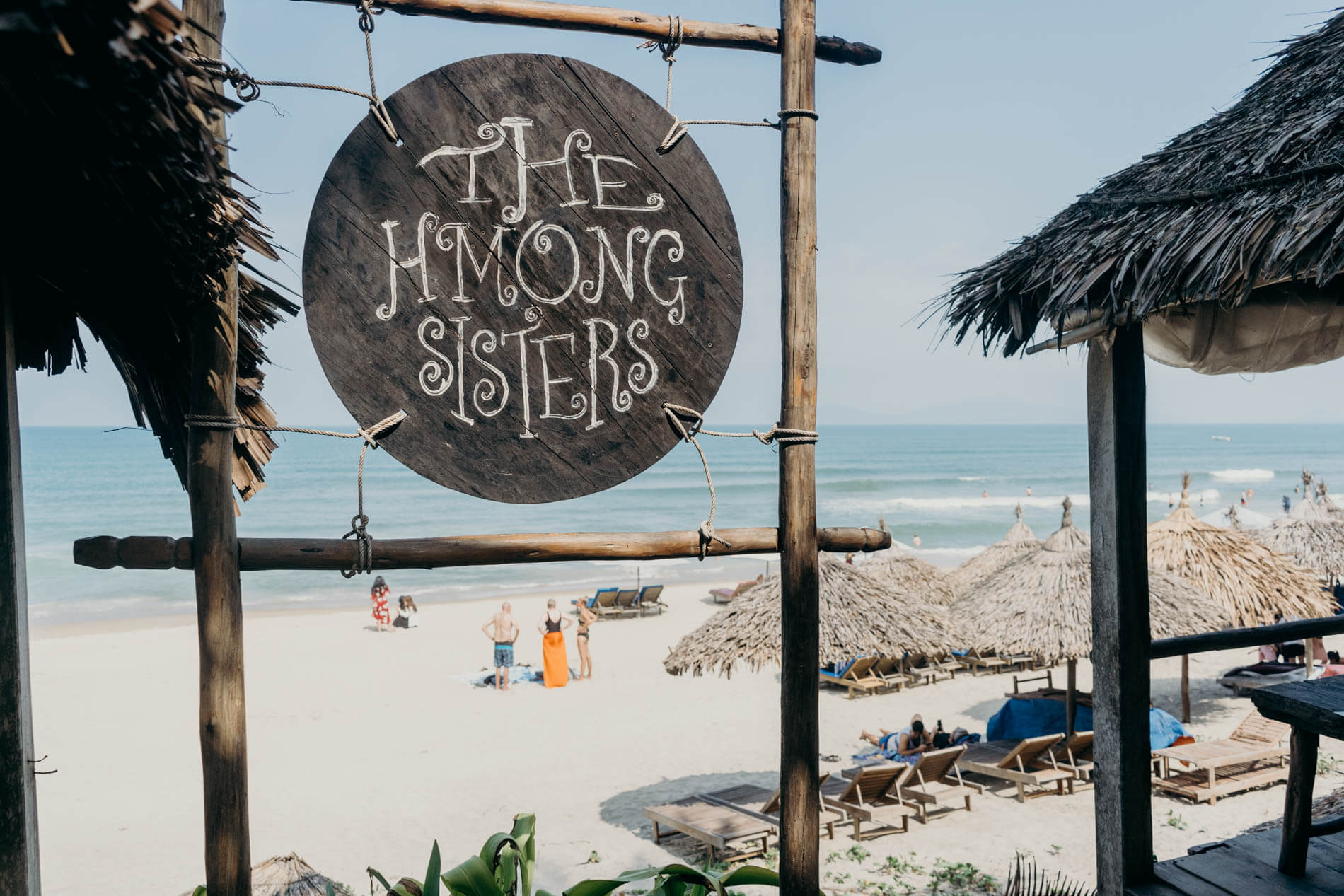 The H'mong Sisters is one of the best beach restaurants in Hoi An