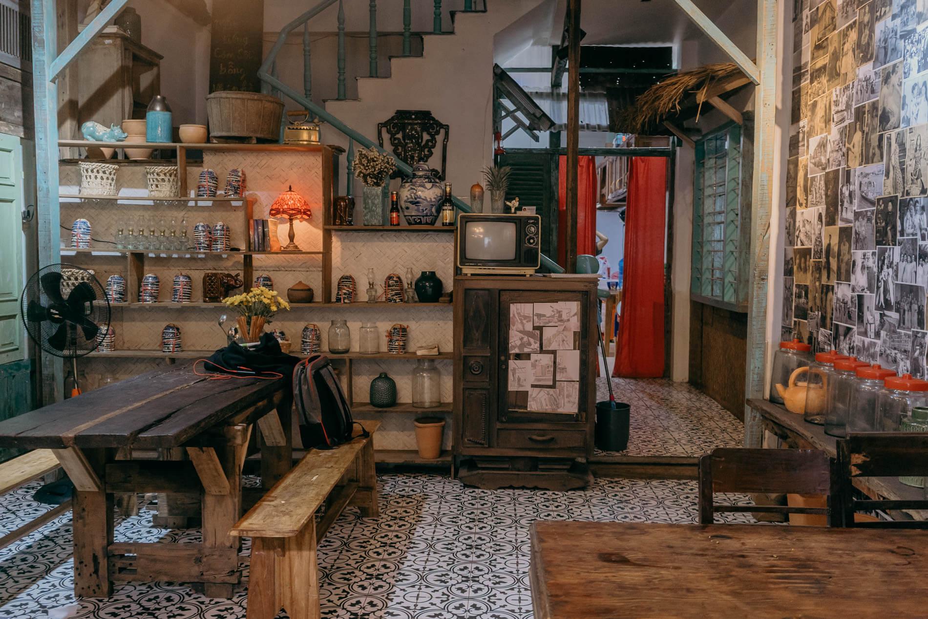 Chuyen Nang Dau known as one of the best restaurants in Da Nang