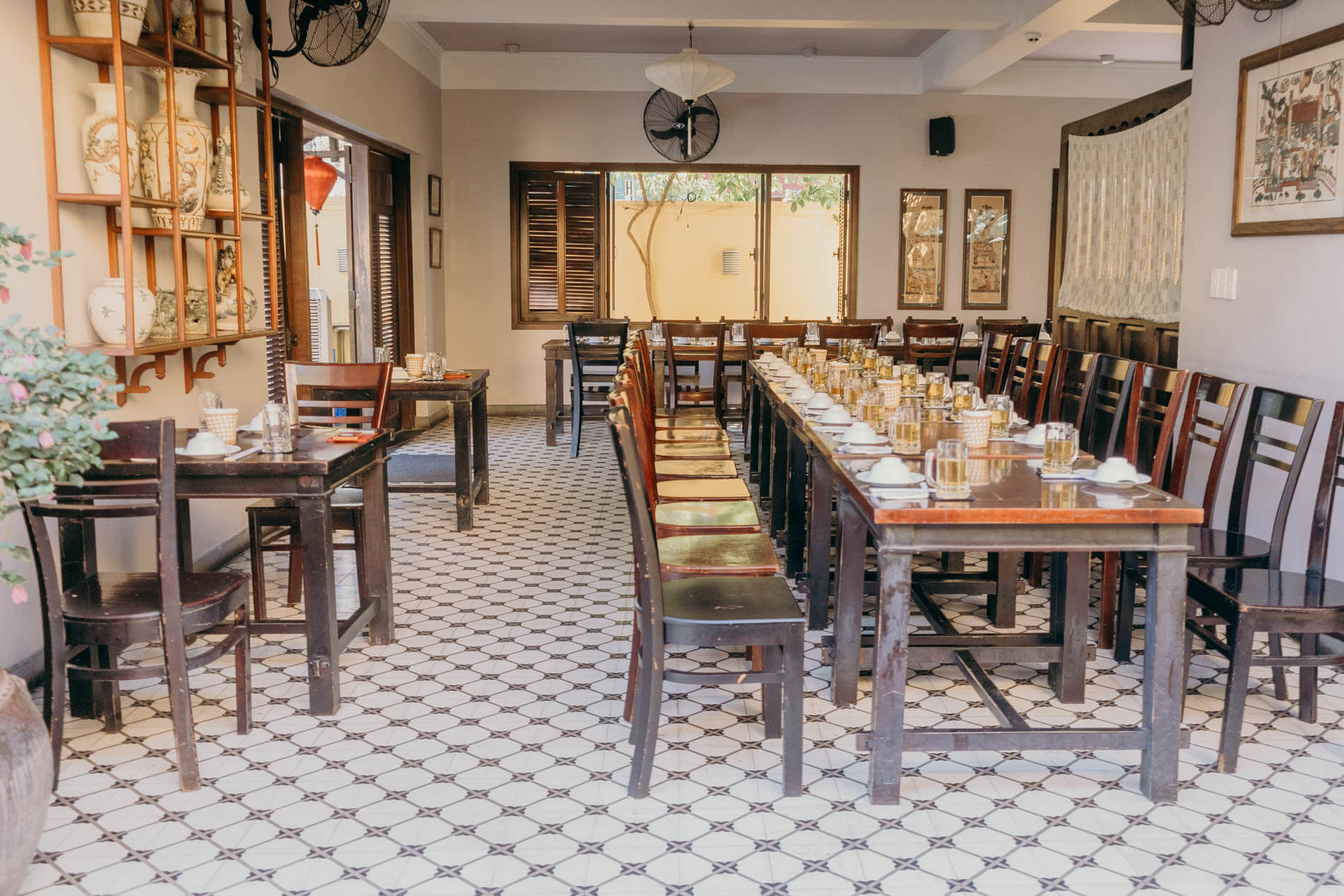 Madam Lan's Restaurant in Da Nang