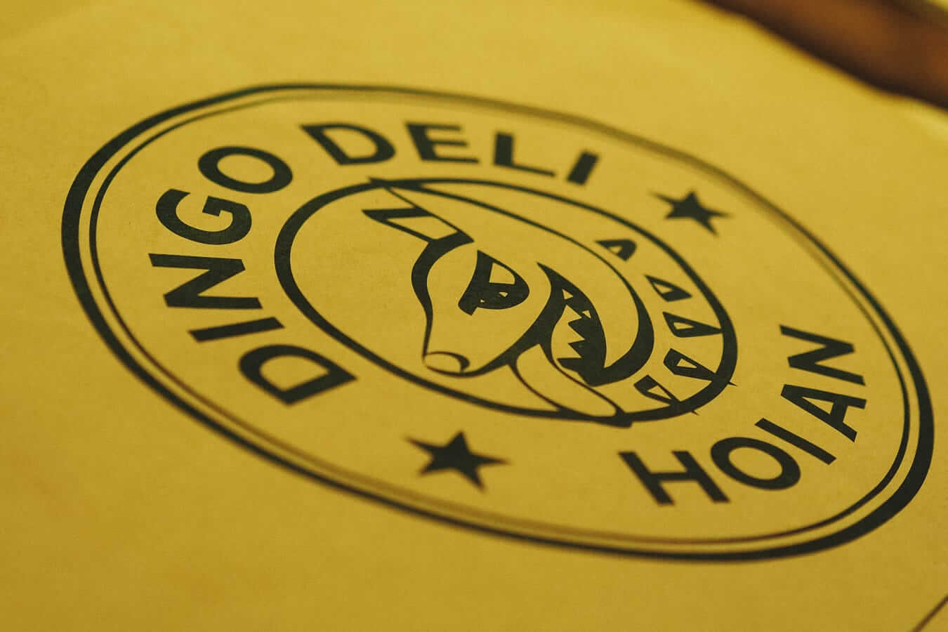 Dingo Deli offers food delivery in Hoi An