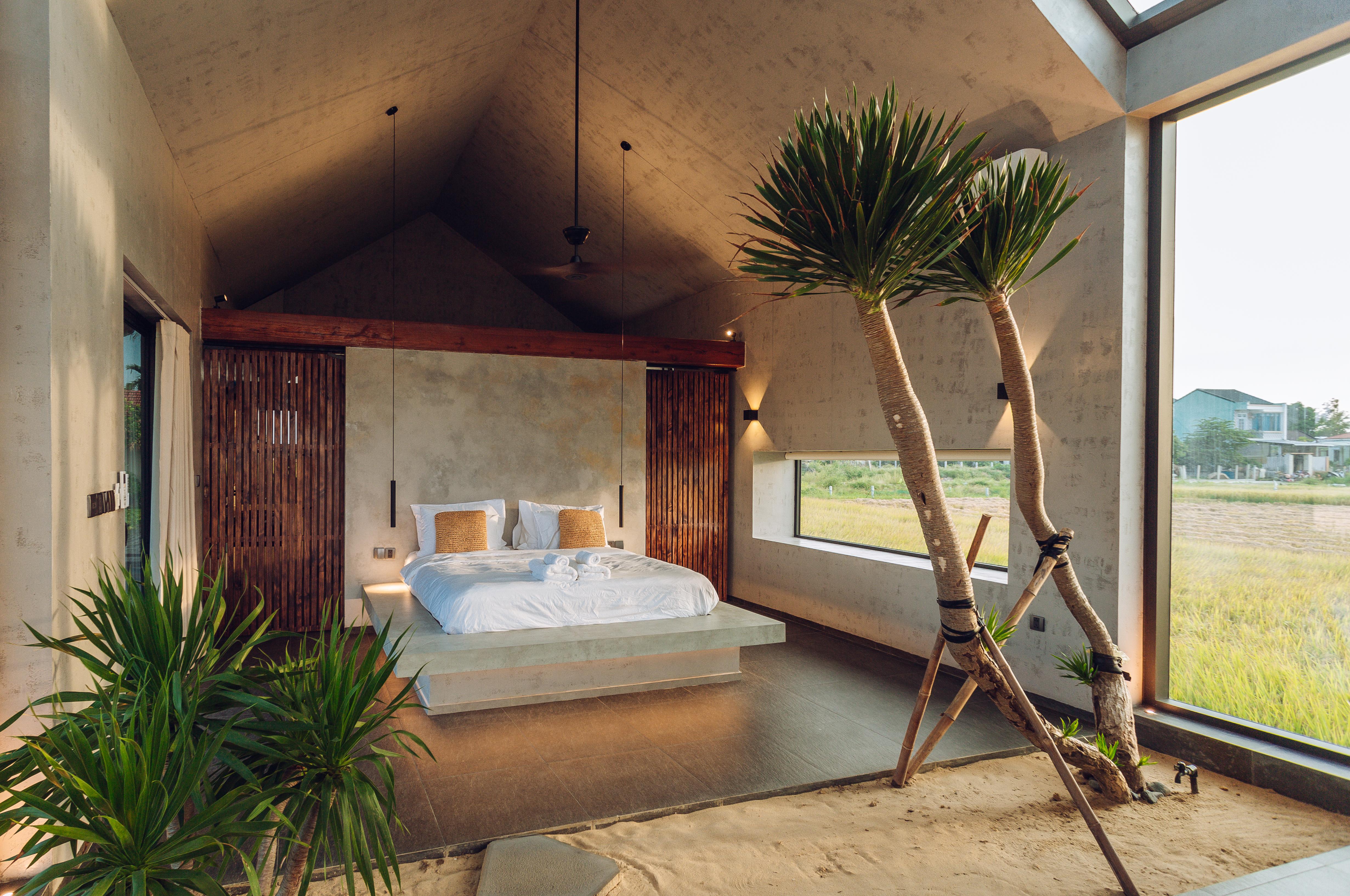 ORYZA bedroom shot